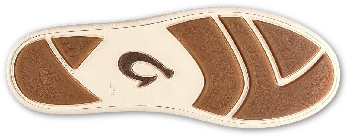 c91215ba5f Olukai Men s Nalukai Slip On 10379-FX19 Fox-Bone - The Shoe Mart