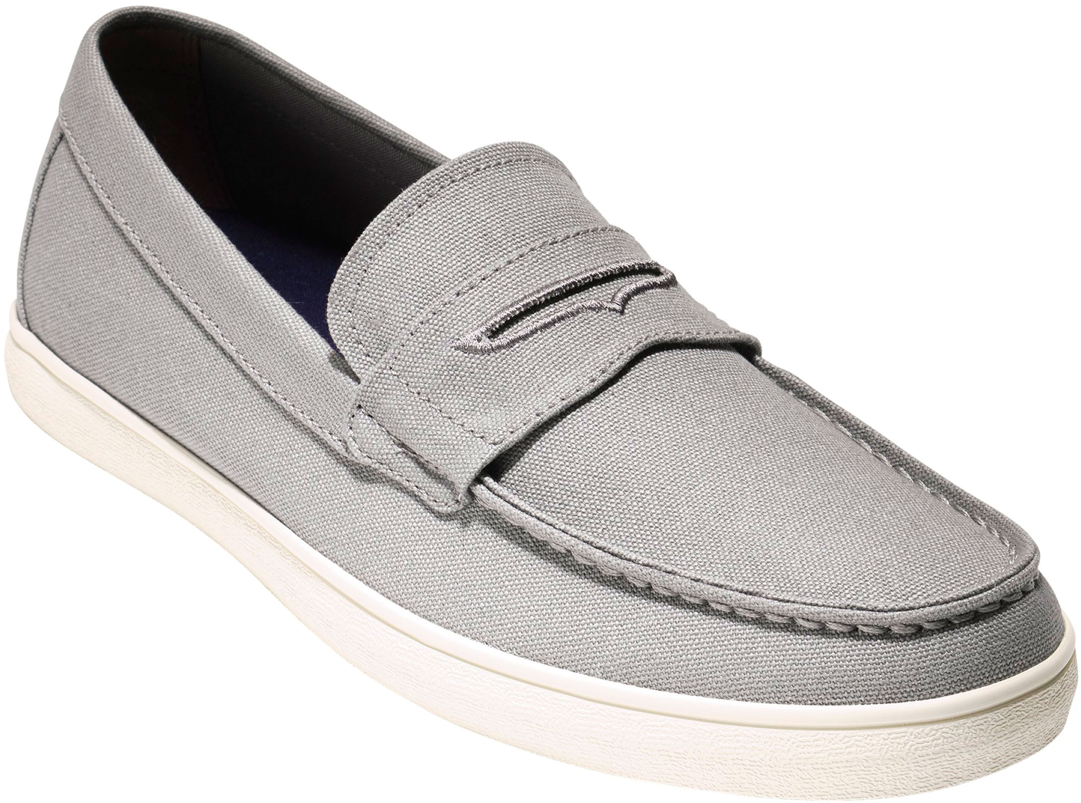 68f98d8d086 ... Cole Haan Men s Hyannis Penny Loafer II C25738 Ironstone Canvas ·  https   www.theshoemart.com product images images COL