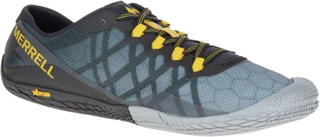 wholesale dealer 9e774 2da67 Merrell Men s Vapor Glove 3 J09681 Dark Grey - The Shoe Mart
