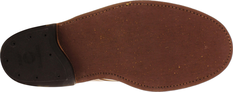 quality design 14f66 4864d Alden Men's 40557H - Indy Boot High Top Blucher Workboot - Natural  Chromexcel
