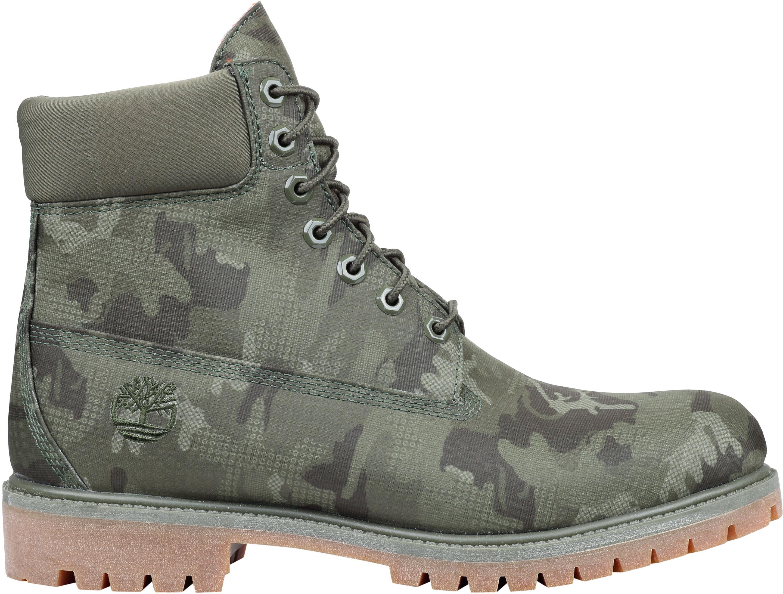822524565782 ... Timberland Men s 6 in Premium Fabric Boot WP TB0A1U9IA58 Grape Leaf Camo  ...