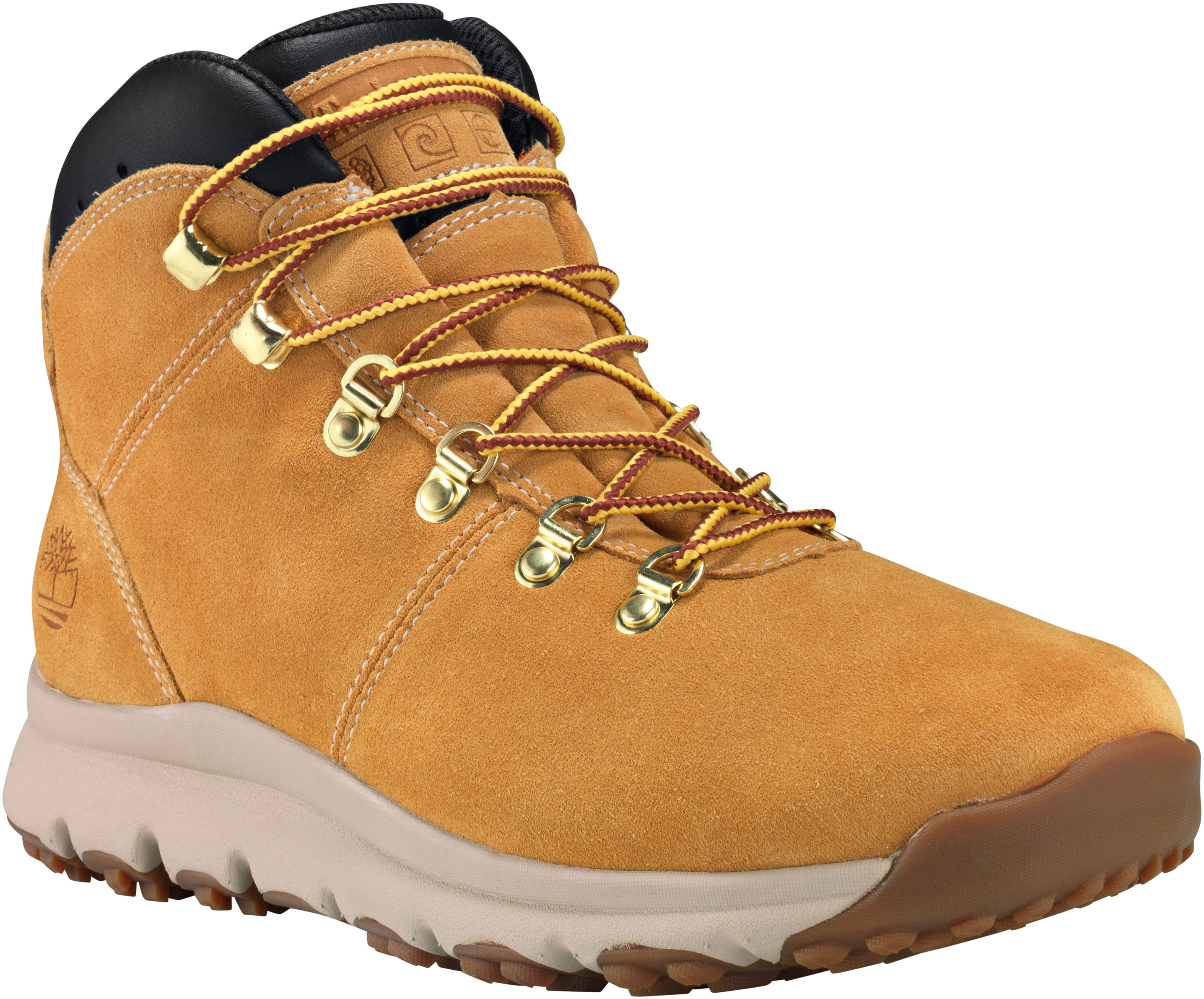 24ba643dff1 Timberland Men's World Hiker Mid TB0A1QEW231 Wheat Suede