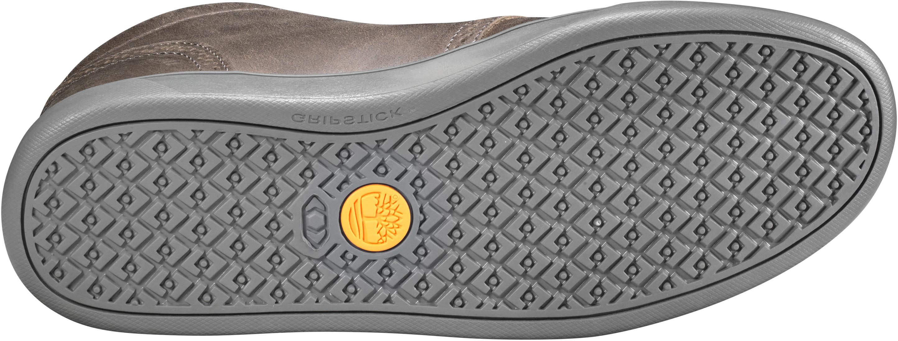1368531f ... Timberland Men's Groveton Lux Leather Chukka TB0A1ZJC039 Dark Grey Full  Grain Leather ...