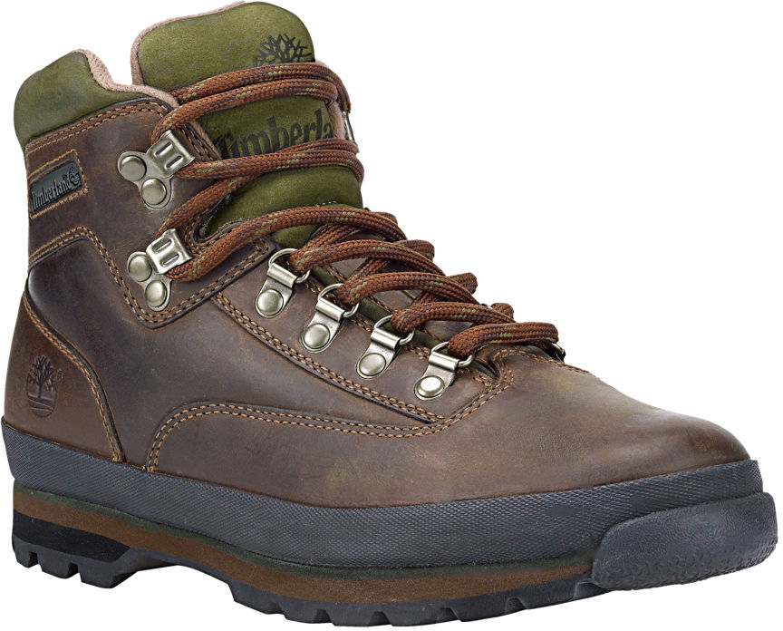 0a8ddf9b20f Timberland Men's TB095100214 - Euro Hiker Leather