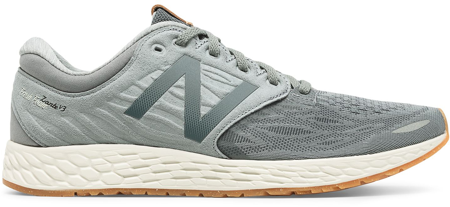 5ed0c56d4875d New Balance Men's Fresh Foam Zante v3 MZANTOG3 Gunmetal-Sea Salt ...