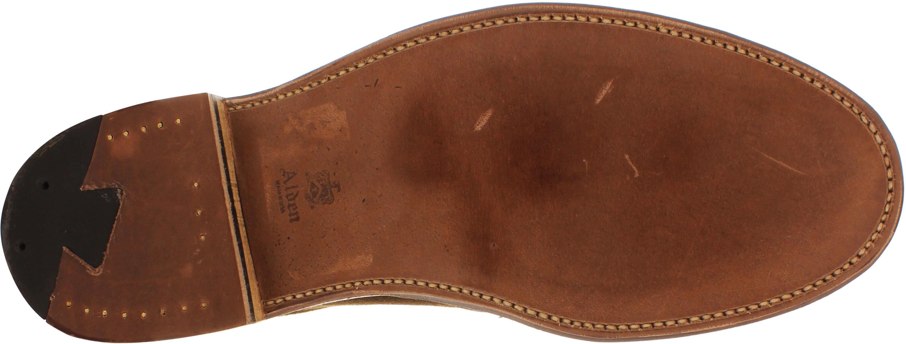 32d4a031f30 Alden Men's 1492 - Unlined Chukka Boot Flex Welt - Dark Brown Suede