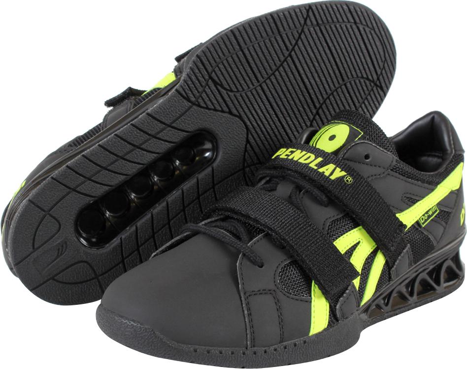 ed505d61ec38 Pendlay Men s 14PBlack - Weightlifting Shoes - The Shoe Mart