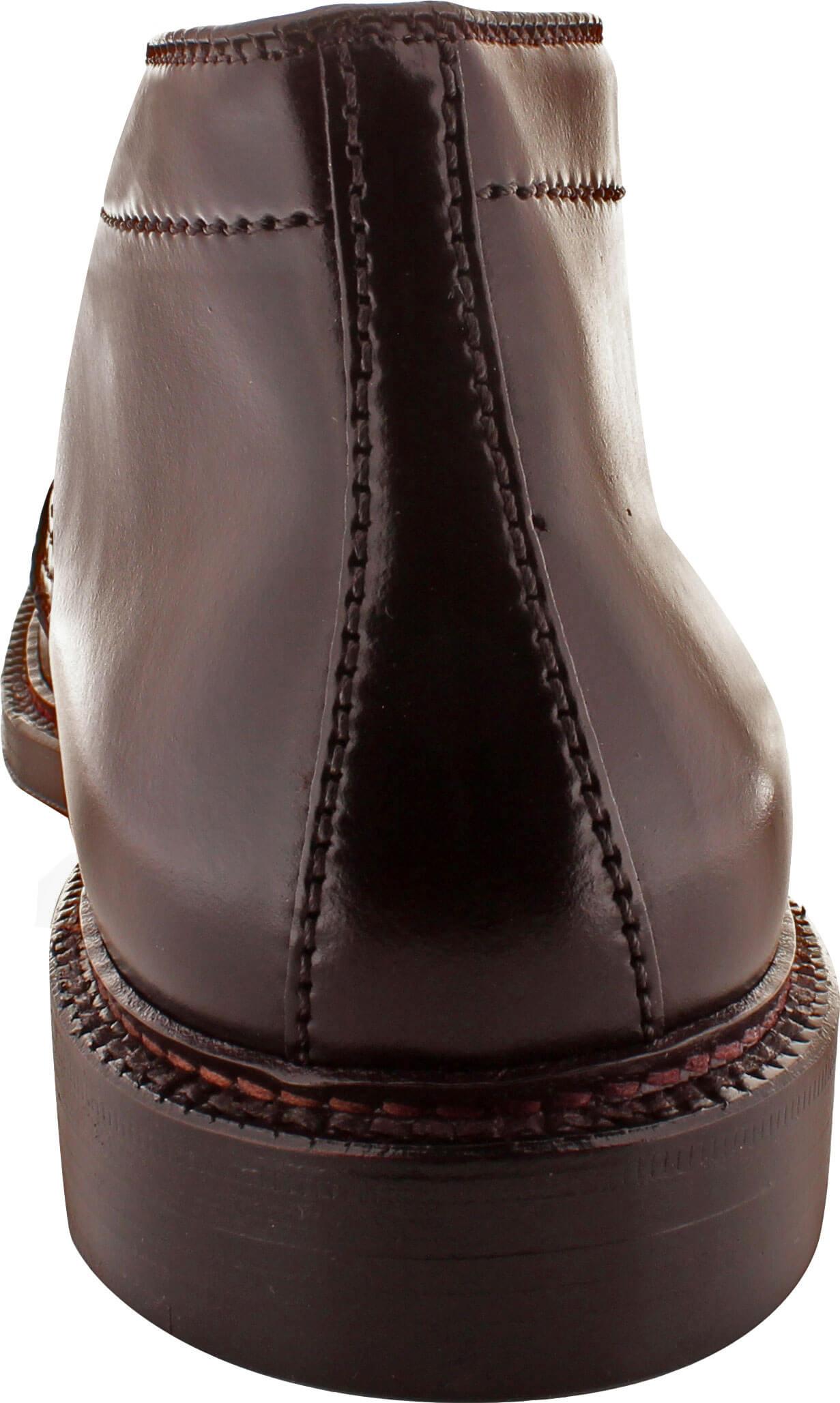 aa3d29360ef Alden Men's 1339 - Chukka Boot - Color 8 Shell Cordovan