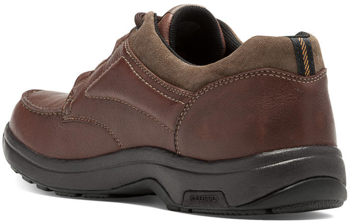 cfbd6933e9 Dunham Men s 8017BR - Exeter Low - The Shoe Mart