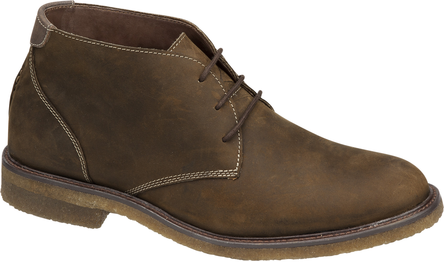 76f4c7f691b Johnston Murphy Men s 25-1870 - Copeland Chukka - The Shoe Mart