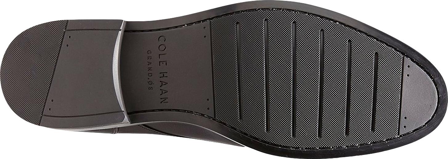 c1ba481df Cole Haan Men's Harrison Grand Chukka C24498 Black - The Shoe Mart