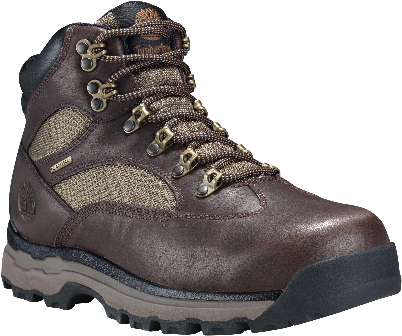 Timberland Men's Chocorua Trail 2 Mid GTX TB0A1HKQA66 Dark Brown Green