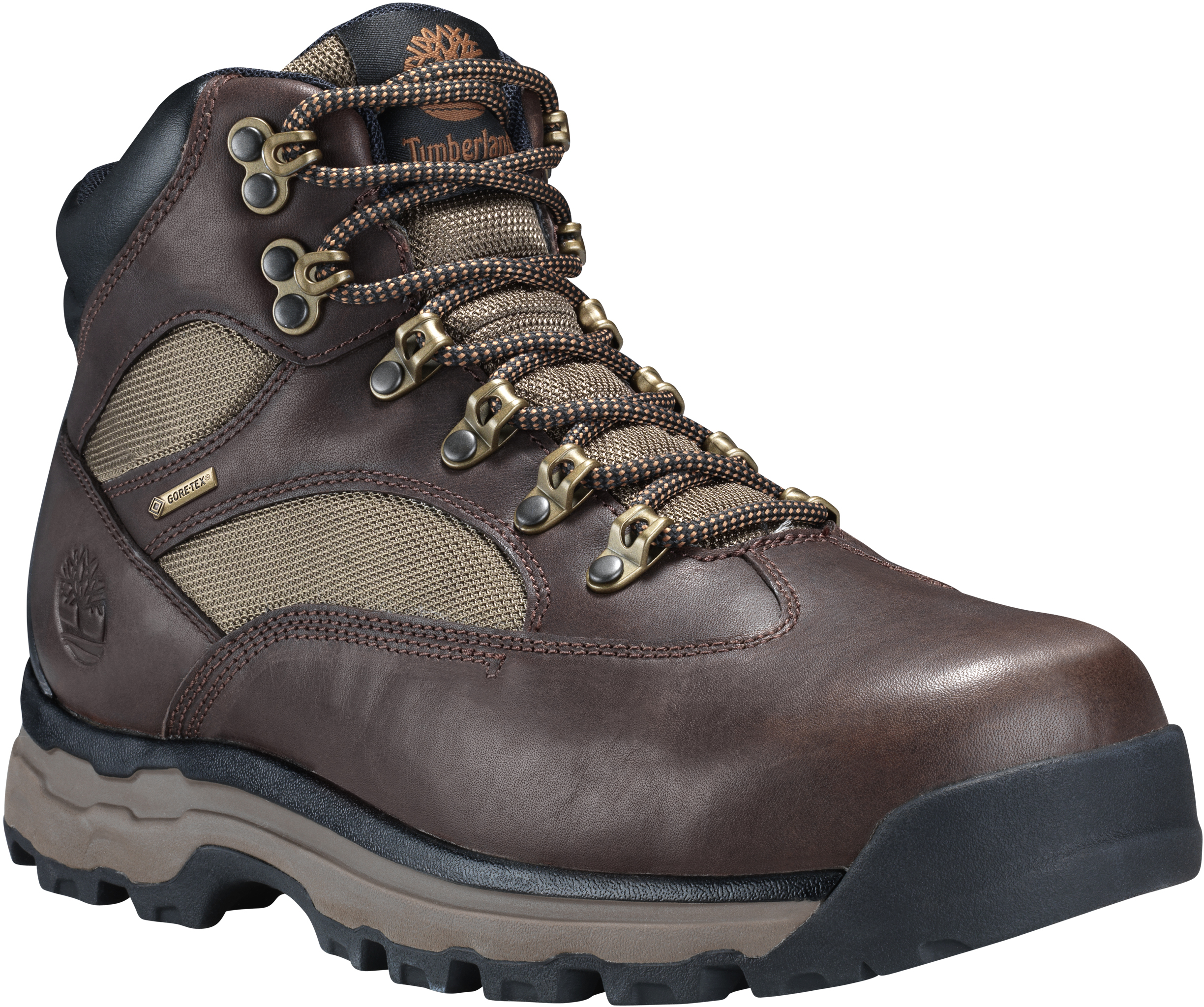 410edcf05f4 Timberland Men's Chocorua Trail 2 Mid GTX TB0A1HKQA66 Dark Brown-Green