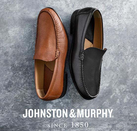 shop Johnston and Murphy