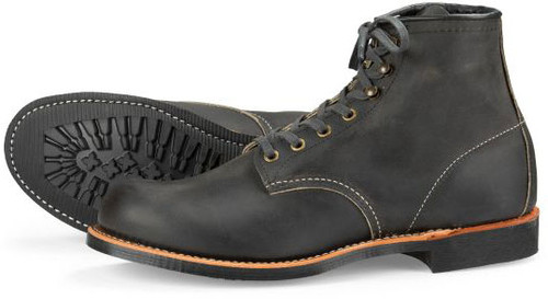 dbc12e7f Red Wing Heritage Men's Blacksmith 3341 Charcoal - The Shoe Mart
