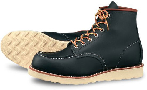 Red Wing Heritage Men S 6 Inch Classic Moc 8859 Navy