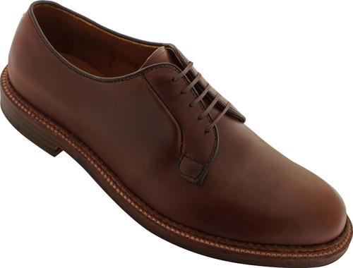 Alden Men S 95080 Plain Toe Blucher Brown Chromexcel