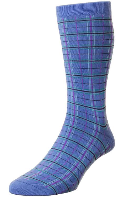 RJM Boys Striped Short Socks