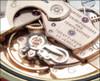 Omega certified chronometer
