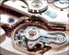 Omega 491 watch movement