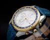 New Old Stock Seiko Chronograph Alarm vintage watch 7T32