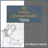 Omega Speedmaster history part I : The influence of aviation