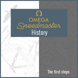 Omega Speedmaster history part II : The first steps