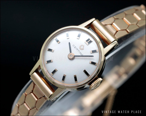New Old Stock Certina mechanical Cocktail