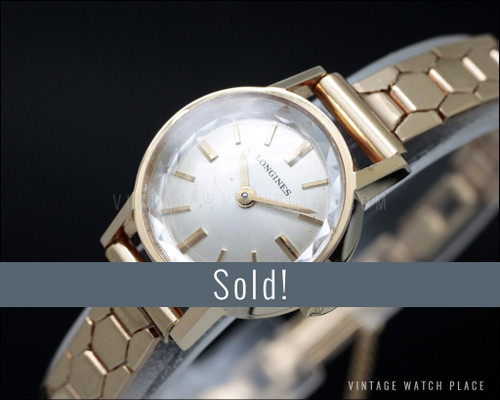 New Old Stock Longines mechanical Cocktail