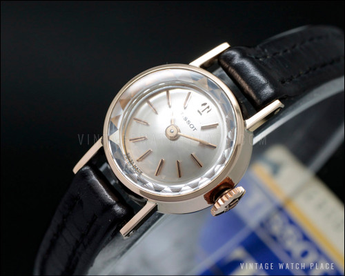 New Old Stock Tissot mechanical cocktail