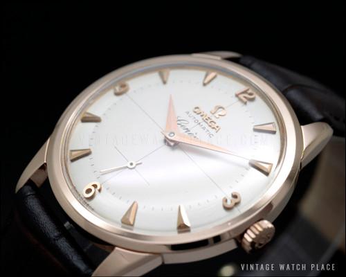 Omega Genéve 2981 automatic vintage watch