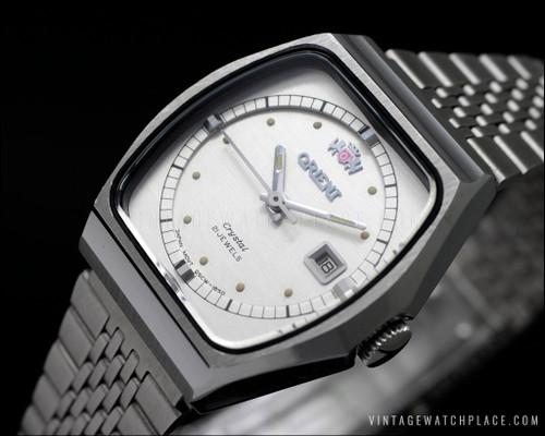 Orient NOS vintage watch
