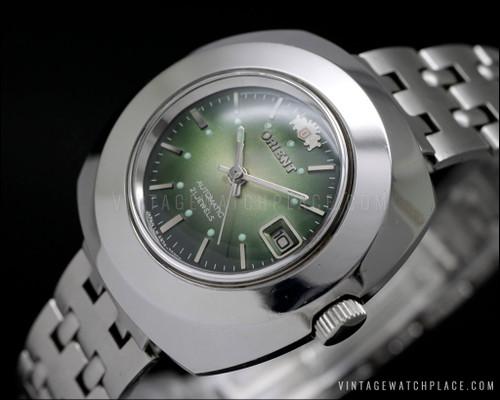 orient vintage watch
