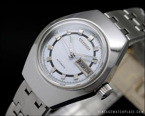 Citizen vintage automatic watch, NOS