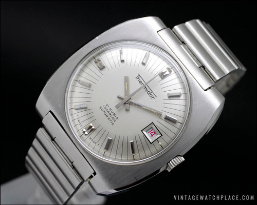 New Old Stock Thermidor automatic vintage watch
