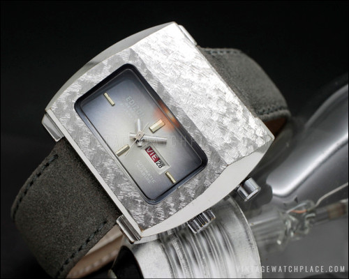 Edizon vintage light watch