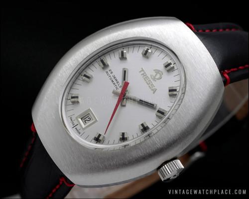 New Old Stock Tressa automatico vintage watch