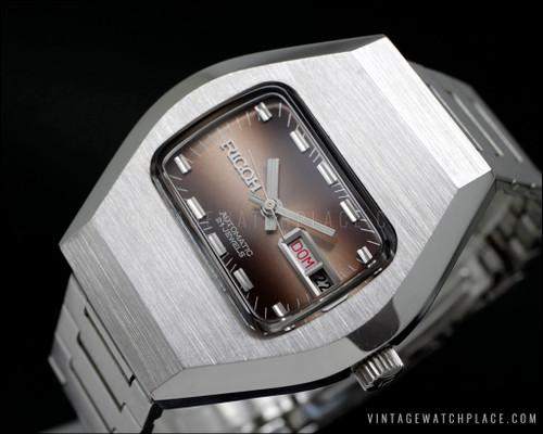 Ricoh automatic vintage watch