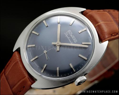 Duward Diplomatic vintage watch