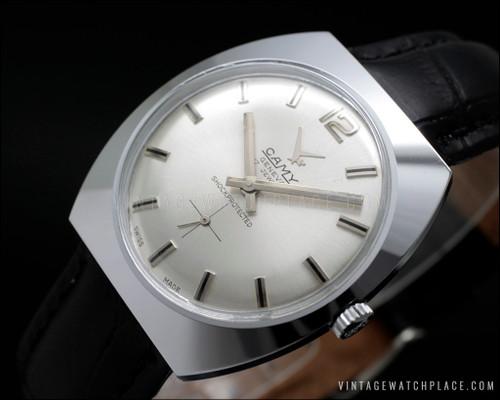 Camy Geneva vintage watch