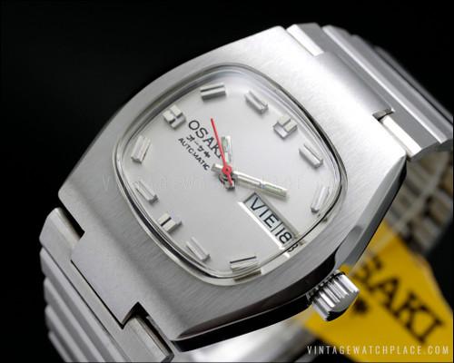 Osaki vintage watch