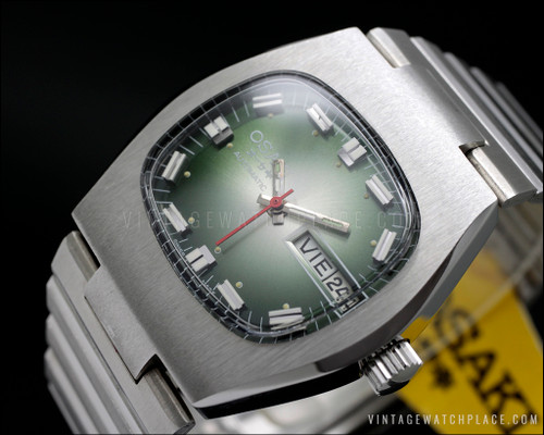 New Old Stock Osaki automatic vintage watch NOS