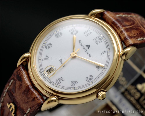 New Old Stock Maurice Lacroix vintage watch