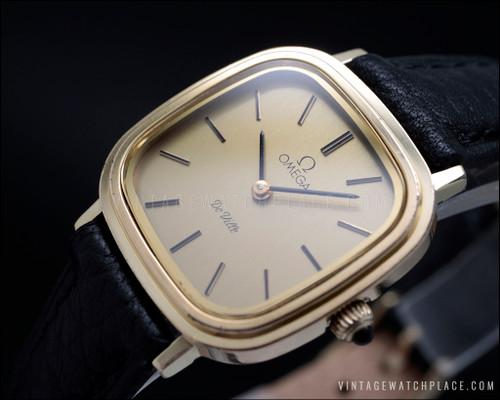 Omega De Ville vintage mechanical vintage watch 511.0471
