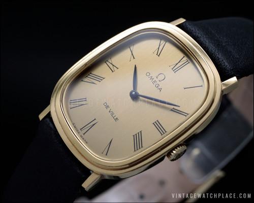 NOS Omega De Ville vintage mechanical 511.0472