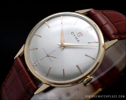 Cyma 484 vintage NOS watch