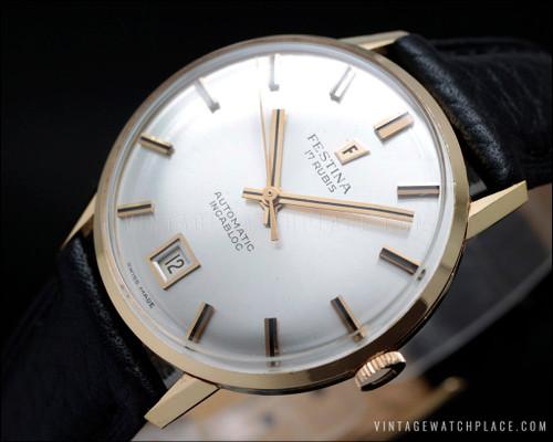 Festina vintage watch NOS