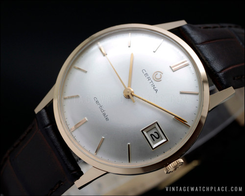 Certina Certidate NOS vintage watch