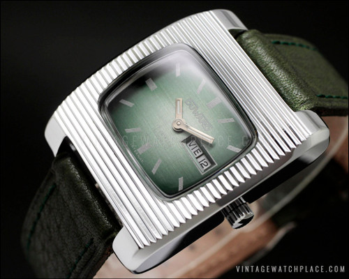 Very rare TV Duward  vintage watch