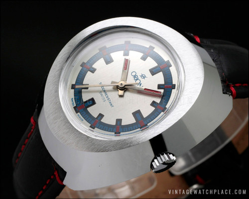 Rare shape Orion vintage watch NOS